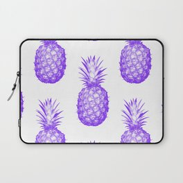 Purple Pineapple Laptop Sleeve