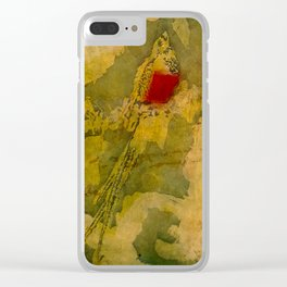 Quetzal Clear iPhone Case