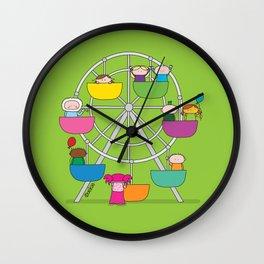 Oekie Fair Wall Clock