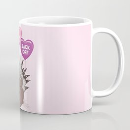 Grumpy Porcupine Coffee Mug