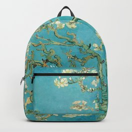 Van Gogh Almond Blossoms Painting Backpack