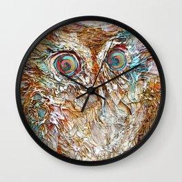 Mesmer Eyed Wall Clock