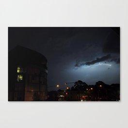 Storm Over Epsom Canvas Print