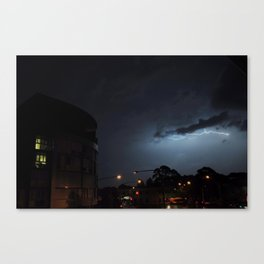 Storm Over Epsom Canvas Print