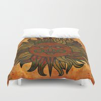 grunge Duvet Covers featuring Grunge by BohemianBound