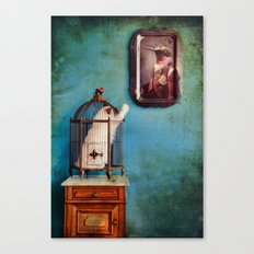 Ambroise Canvas Print