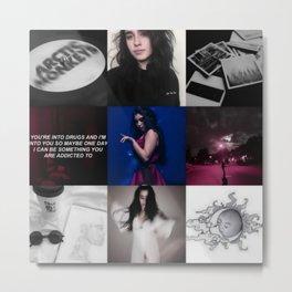 Lauren Aesthetic Metal Print