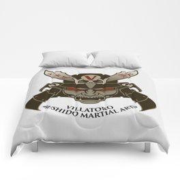 Bushido - Villatoro Bushido Martial Arts Comforters