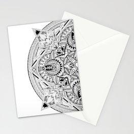 Lost Mandala  Stationery Cards