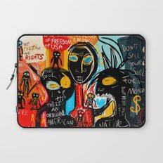 We're the children of freedom Laptop Sleeve