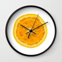martell Wall Clocks featuring A Clockwork Orange by Sophie Martell