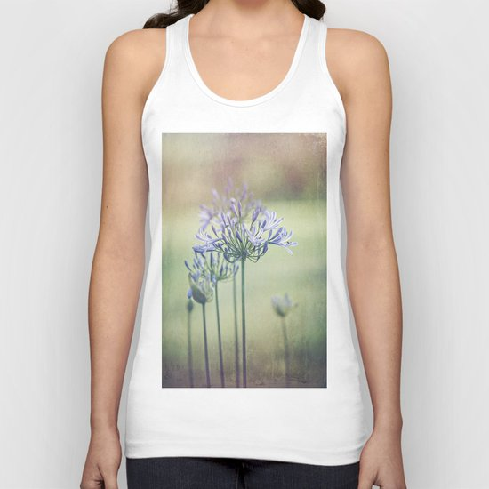Summertime Beauty Unisex Tank Top