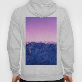 Pink Mountains #society6 #photography Hoody