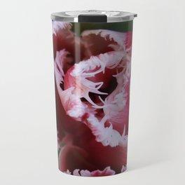 Fringed Tulip Travel Mug