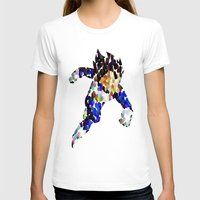 vegeta T-shirts featuring vegeta bubbles by codradical