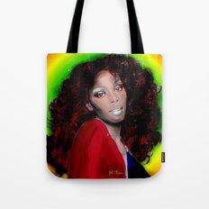Donna Summer Tote Bag
