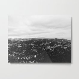 Flagstaff Lookout Metal Print