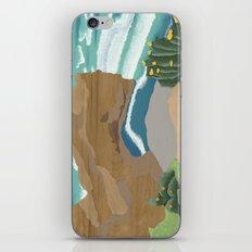 Edge of Oz #4 iPhone & iPod Skin
