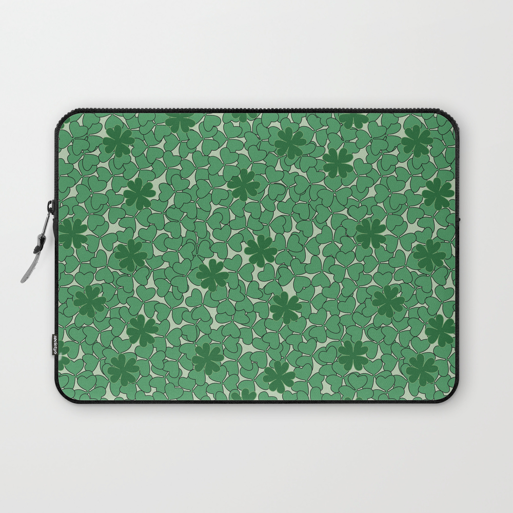Lucky You, Lucky Me Laptop Sleeve LSV940455