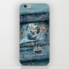 Save our World 20  iPhone & iPod Skin