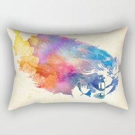 Sunny Leo Rectangular Pillow