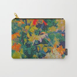 Tropical 1 Carry-All Pouch