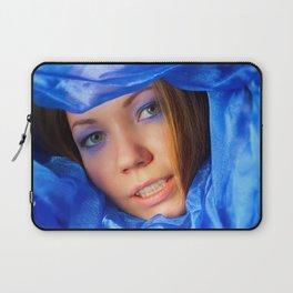 Colour: blue Laptop Sleeve