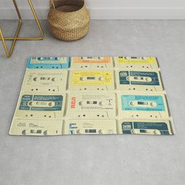 All Tomorrow's Parties Rug