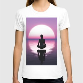 DEEP MEDITATION T-shirt