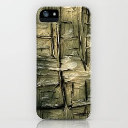 Grannys Hut - Structure 2A iPhone Case