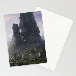 The Flame of Helheim Stationery Cards