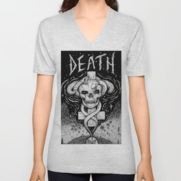 The Valley of Death Unisex V-Neck