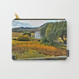 Park City Barn in Fall 1 Carry-All Pouch