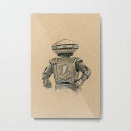 Alpha 5  Metal Print