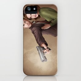 Fitzsimmons - Cornered iPhone Case