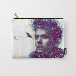 John Mayer Portrait Carry-All Pouch