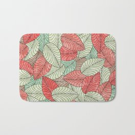 Let the Leaves Fall #12 Bath Mat