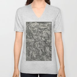Woman of Babylon Unisex V-Neck