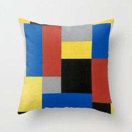 Composition XX (High Resolution) Throw Pillow