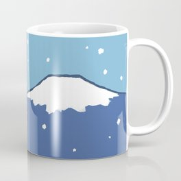 Fuji Tea Time (Day) Coffee Mug