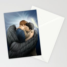 A kiss of Grace Stationery Cards