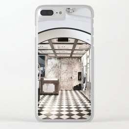 Ace Hotel DTLA Clear iPhone Case