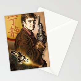 Captain Mal Reynolds Stationery Cards
