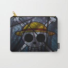 "One Piece ""Mugiwara Kaizoku"" Carry-All Pouch"
