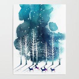 Winter Night 2 Poster