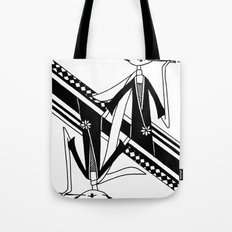 Playing Card - Queen Tote Bag