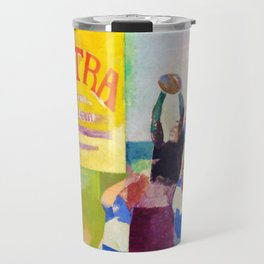 Robert Delaunay - The Cardiff Team - Digital Remastered Edition Travel Mug