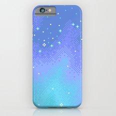 Twilight Nebula (8bit) Slim Case iPhone 6s