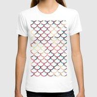 koi fish T-shirts featuring Koi Fish by JoanaRosaC