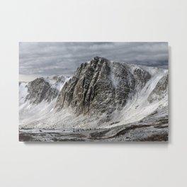 Mount Doom Metal Print